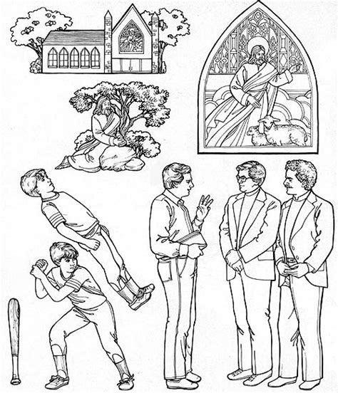 lds coloring pages atonement lesson 22 the atonement of jesus christ lds lesson ideas