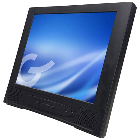 Monitor Touch Screen 15 l15 15 quot resistive touch screen monitor gvision touch