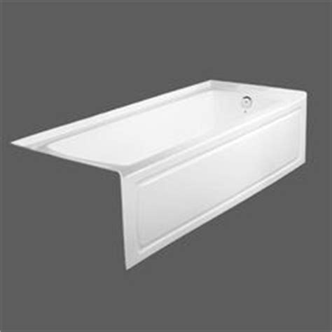 54 x 30 bathtub home depot valley quad 54 x 30 inch skirted bathtub left hand drain