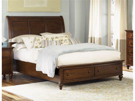 Bedroom Furniture Hamilton Liberty Furniture Bedroom Hamilton Cinnamon Storage Bed King 065398 Furniture Fair
