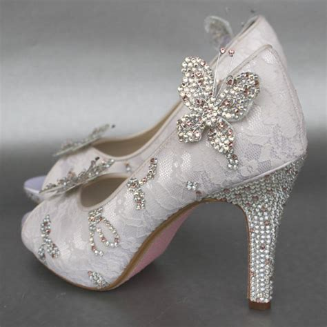 Wedding Shoes Custom by Custom Wedding Shoes Wedding Shoes Lace Wedding Shoes