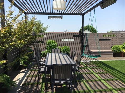 Ayunan Taman Atau Gantung 18 jenis desain taman atap rooftop garden arsitag