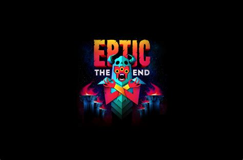 the end is never the end a new challenge awaits the end by eptic never say die records the drop