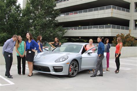 Porsche Internship by Driven From The Test Track To The Autobahn The Source