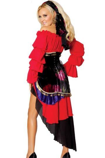 Costume Sleep Wear Import T1310 3 folk costume pink