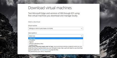 windows 7 vm image so erhalten sie ein windows 10 vm image f 252 r virtualbox und
