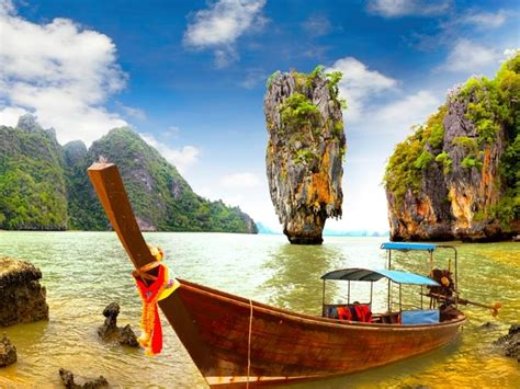 speed boat activity james bond island tour by speed boat in phuket activity