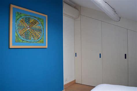 parete colorata da letto parete colorata in da letto decori pareti casa fai
