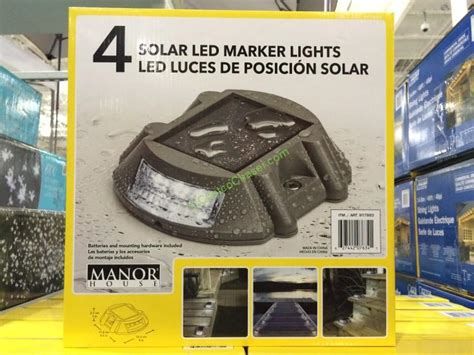 manor house led marker lights outdoors page 7 costcochaser