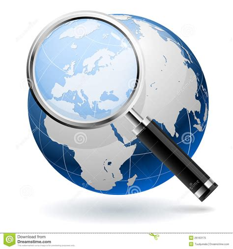 Global Search Free Global Search Concept Royalty Free Stock Photo Image 26163175