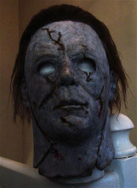 rob mask rob michael myers scarred mask 2