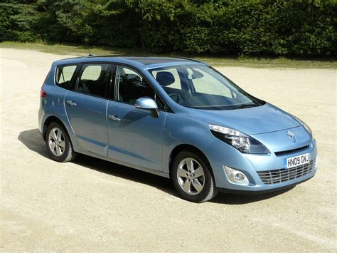 Renault Scenic Accessories Renault Grand Scenic Estate 2009 2016 Features