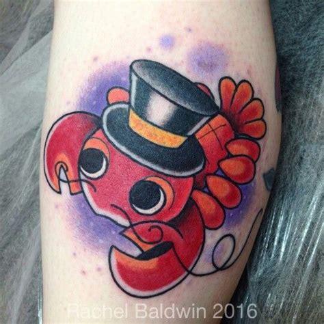 lobster tattoo designs ringmaster lobster ideas
