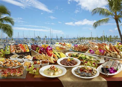 Hawaii Prince Hotel Waikiki Celebration Travel Hawaii Prince Hotel Buffet