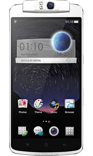 Hp Oppo U705t Ulike 2 by Oppo N1 Pictures Official Photos