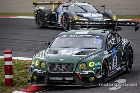 bentley gt3r custom bentley motorsport gains valuable experience at grueling
