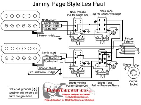 jimmy page wiring diagram 1996 jimmy page lp siganture wiring picture