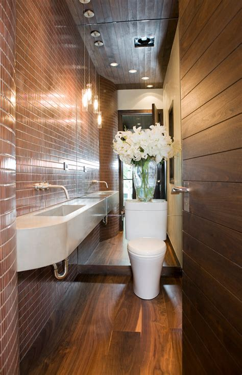 narrow powder room small powder room ideas bathroom contemporary with narrow