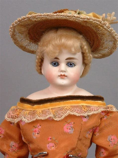 Fasion Abg Sr 14 exquisite abg 14 5 quot antique fashion doll in silk dress