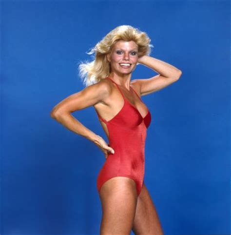 loni anderson young sexy swimsuit 1970s 2 1/4 camera