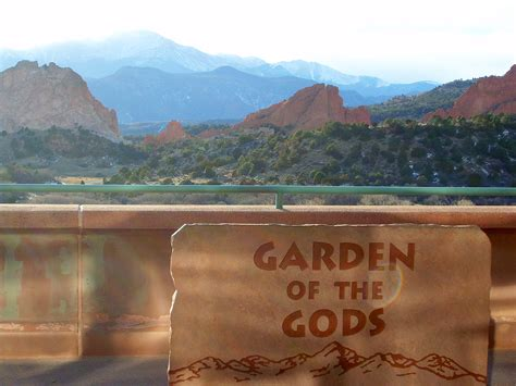 Garden Of The Gods Visitor Center by File Garden Of The Gods View From Visitor Center Jpg