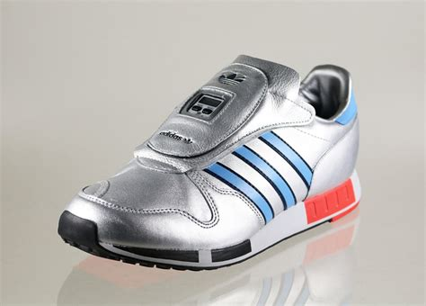 Adidas Micropacer | adidas micropacer og silver metal bright red bright