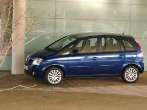 Meriva Vauxhall Vauxhall Meriva A 2003 06
