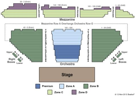 Winter Garden Theatre Seating Chart by Winter Garden Theatre Tickets In New York Seating Charts