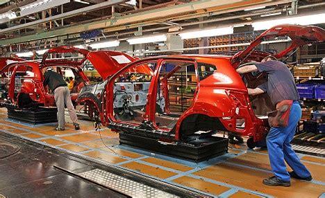 nissan factory awarded £380m deal, saving 4,500 jobs