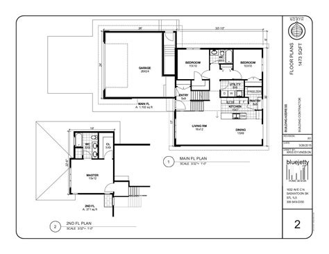 modified bi level home plans home plan