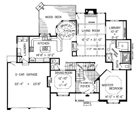 tudor style floor plans marisol tudor style home plan 038d 0261 house plans and more