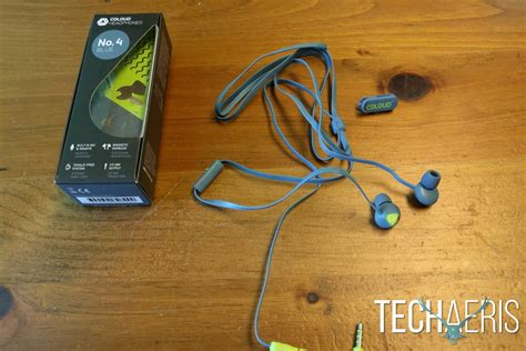 Coloud The No 8 coloud 4 review durable earbuds with sound and features