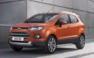 ford small suv models ford ford small suv
