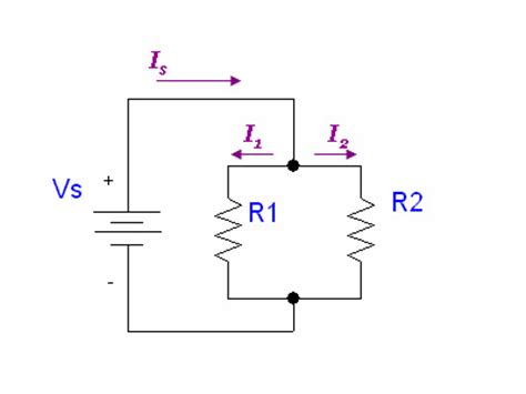 current parallel resistors resistors ohm s capacitors and inductors northwestern mechatronics wiki