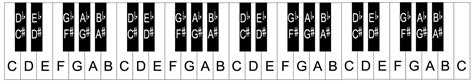 keyboard layout with notes casio piano keyboard notes www pixshark com images