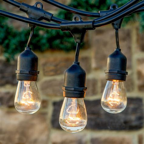 Patio String Lights Nz Vintage Festoon String Lights