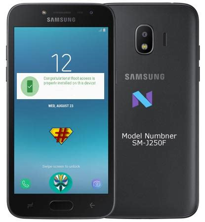 Caramel Samsung J2 7 root samsung galaxy j2 2018 sm j250f nougat 7 1 1 install twrp android infotech