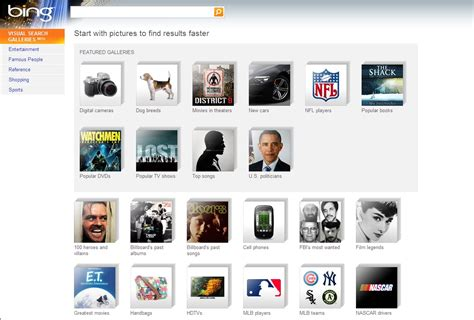 Visual Search Microsoft Gets Visual Search 2 0 Update Later This Fall Zdnet