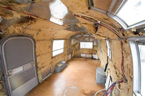 Interior Restoration by Timeless Airstream Interior Restoration Of A 1968 Safari 22