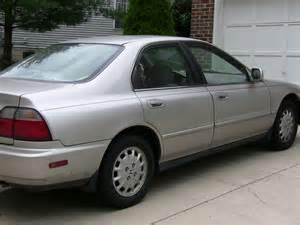 1996 Honda Accord Sedan 1996 Honda Accord Exterior Pictures Cargurus