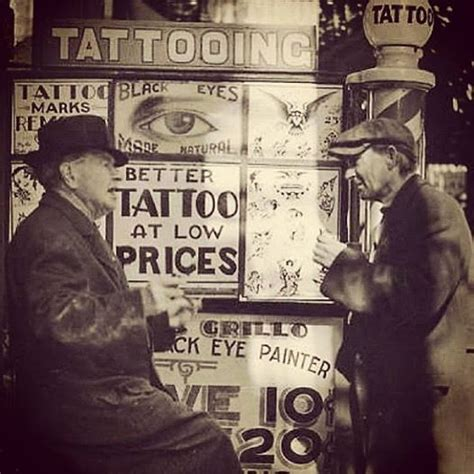 nyc tattoo history ciekawostki o tatuażu cz ii bearded inked and awesome