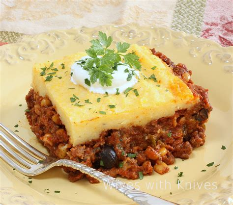 tamale pie wives with knives