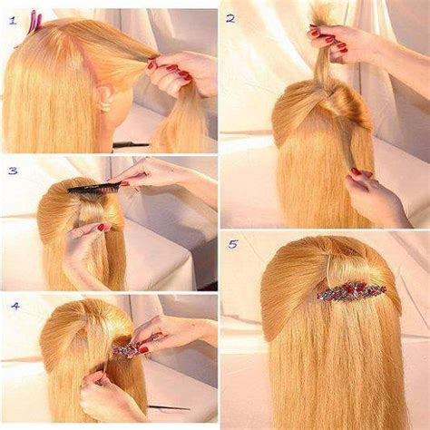 some easy and beautiful hairstyles fashionable and beautiful hairstyle tutorials every woman