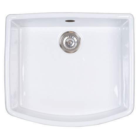 astracast kitchen sink astracast edinburgh 1 0 bowl gloss white ceramic kitchen
