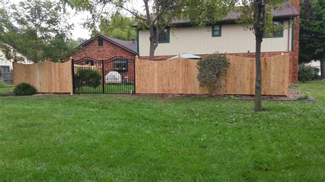 fence installation replacement repair in st charles