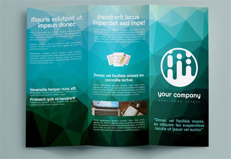 science brochure template 60 fresh resources for designers december 2015 science