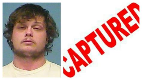 Saline County Arrest Records Saline County Escapee Captured In Delta Daily News