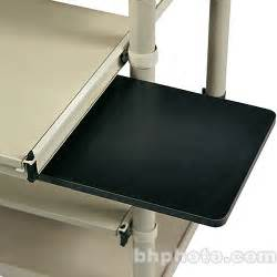 luxor plastic mouse shelf with metal runners ems b h photo