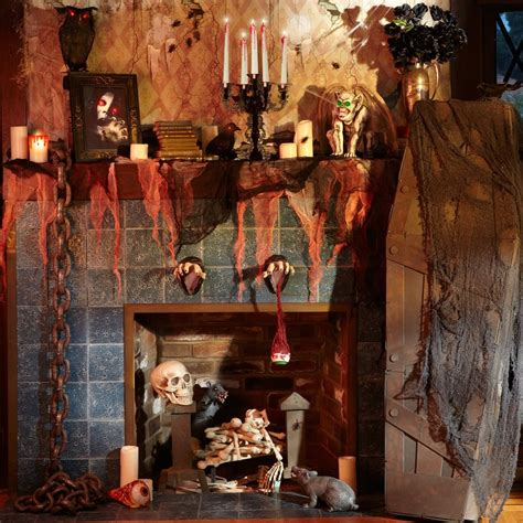 halloween home decorating complete list of halloween decorations ideas in your home