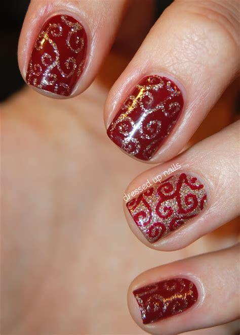 design nail art for christmas christmas nail art designs